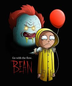 Rick and Morty • Mr. JellyBean Pennywise