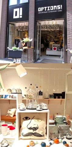 Amsterdam Shopping, Amsterdam Holland, Department Store, Visual Merchandising, Contemporary, Modern, Belgium, Netherlands, Faces