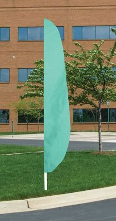12 ft Solid Color Feather Flags