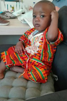 #Kente #africanboy