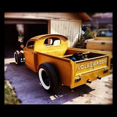 .....Should this be on my VW, Hot Rod or Rat Rod Board? Hard to decide