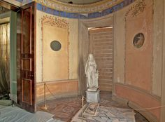 Devastated by the Nazis during WWll, The Alexander Palace is now in the process of getting a long overdue revival and repair to its original greatness. Agate room, Alexander palace