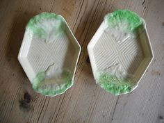 Pair of #carlton ware pin #trays,australian #design.,  View more on the LINK: http://www.zeppy.io/product/gb/2/272188496143/