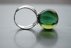 DIY Marble Ring