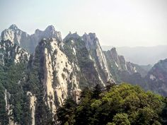 huashan(華山),China