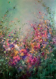 """""""Where The Wild Dreams Grow"""" (ii), Acrylic on canvas c.- """"Where The Wild Dreams Grow"""" (ii), Acrylic on canvas cm """"Where The Wild Dreams Grow"""" (ii), Acrylic on canvas cm - Acrylic Painting Flowers, Acrylic Painting Canvas, Oil Painting Abstract, Art Painting Tools, Painting For Kids, Artist Painting, Abstract Canvas Art, Canvas Art Prints, Canvas Canvas"""