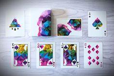Deck View: Memento Mori Playing Cards