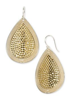 Anna Beck 'Gili' Large Drop Earrings available at #Nordstrom