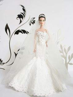 beautiful doll brides William fashion doll design flickr 1..4 qw