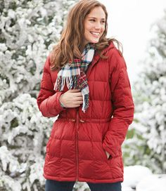 Micropuff Down Coat: Winter Jackets | Free Shipping at L.L.Bean