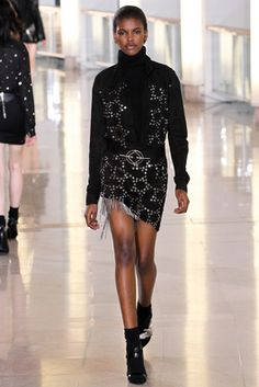Anthony Vaccarello Fall 2015 Ready-to-Wear Fashion Show: Complete Collection - Style.com