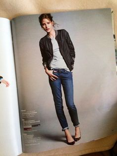 J. Crew Fall Style Guide