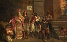 The Last Guardians Of Messolonghi Joseph Odevaere