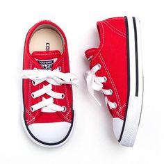 d6871e11a3 Tênis Bebê Converse All Star Chuck Taylor - Vermelho - Compre Agora