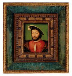 CIRCLE OF JOOS VAN CLEVE (?CLEVE C. 1485-1540/1 ANTWERP) Francis I, Antwerp, Mona Lisa, Painting, Art, Art Background, Painting Art, Paintings, Kunst