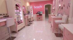Benefit Cosmetics ouvre sa première boutique à Paris