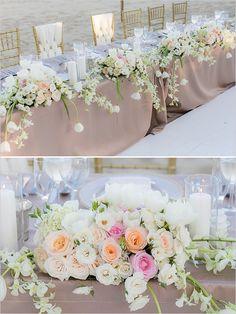 beach wedding ideas | destination wedding | gold wedding accents | #weddingchicks