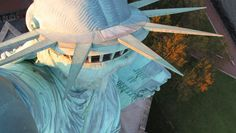 Kids can take a realistic look at the Statue of Liberty from these live online web cams. Ask students to research the history of the famous Lady Liberty.