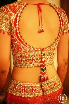 Bridal Choli- Reuse the wedding outfit- FunctionMania.com      FunctionMania.com is your Function Planning Resource, FunctionMania features Best vendors, True stories, ideas and inspiration | photographers, decorators, Make-up artists, venues, Designers etc