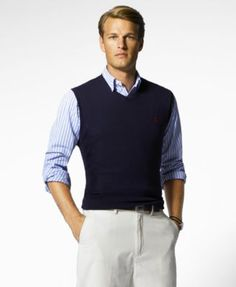 The future Mr. will dress like this.