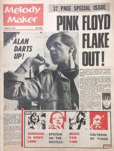Pink Floyd Flake Out