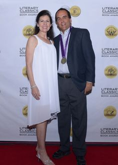 Author Kevin Janison - Literary Classics Book Awards - Author Reception 2015