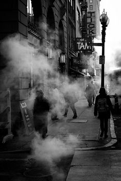 City Smoke by Vincent Isler, via Flickr