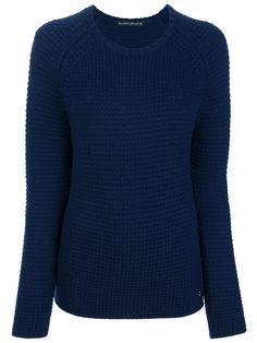 Balenciaga chunky knit sweater