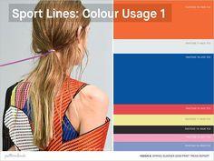 Vision 1–5: Collection – Spring/Summer 2018 – 5 x Print Trend Report Bundle   Patternbank
