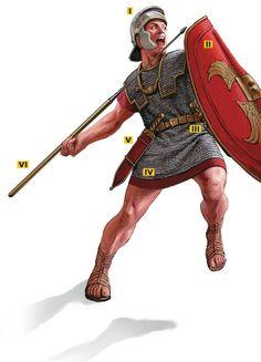 Como lutava uma legião romana? | Superinteressante Rome History, Ancient History, Roman Armor, Rome Art, Roman Warriors, Roman Legion, Greek Warrior, Roman Era, Roman Soldiers