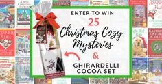 Christmas Cozy & Cocoa Giveaway http://cinnamoncozies.com/giveaways/christmas-cozy-cocoa-giveaway/?lucky=799