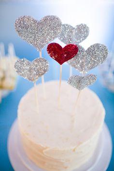Cake heart