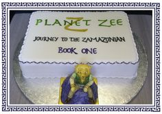 How amazing is the Planet Zee cake that was kindly baked by Heather Brindley @cherryontop? We can't wait to see what she comes up with next! Be sure to follow our posts to see when you can grab the next yummy slice! #baking #bakeoff https://www.facebook.com/DesignerCakesGloucester/
