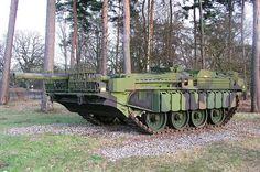 Swedish Stridsvagn (or Strv) 103