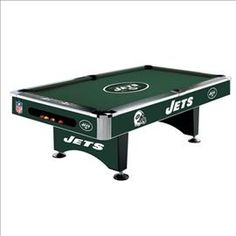 #NewYork #Jets Pool Table