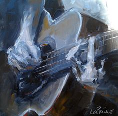 What is Your Painting Style? How do you find your own painting style? What is your painting style? Music Painting, Guitar Painting, Guitar Art, Oil Painting Abstract, Watercolor Artists, Painting Videos, Painting Lessons, Painting Tutorials, Watercolor Illustration