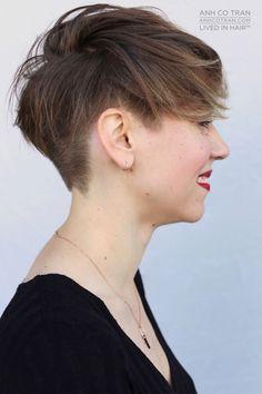 Y E S! Cut/Style: Anh Co Tran • IG: @Anh Co Tran • Appointment inquiries please call Ramirez|Tran Salon in Beverly Hills at 310.724.8167. #dreamhair #hairbyanh #fallhair2015 #fantastichair #amazinghair #anhcotran #ramireztransalon #waves #besthair2015 #livedinhair #coolhaircuts #coolesthair #trendinghair #model #movement #fallhaircut2015 #favoritehair #haircuts2015 #besthair #ramireztran #shorthair #pixie #edgy