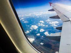 A felhők felett - Amatőr fotók Airplane View, Iphone 6