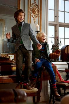 GANT Boys & Girls And Baby Fall/Winter Collection 2012 | GANT Latest Kids Clothing Collection - Fashion World Hunt