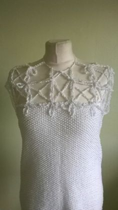 Cotton Halter Top | Wear as a long top or a short dress | contact@deloresaireydesigns.com