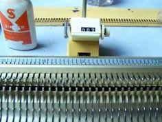 14/ Conseils d'utilisation machine a tricoter Singer.