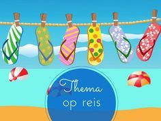 30 times theme on travel and vacation Ice Cream Theme, Summer Slippers, Dramatic Play, More Fun, Art For Kids, Classroom, Teaching, Vacation, School