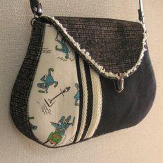 Cute if not a little strange Japanese bag