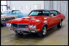 1970 Buick GS Stage I  455 CI, 4-Speed