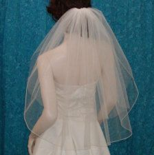 Wedding Veils: Birdcage Veils, Cathedral Length & More - Page 2 - Etsy