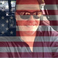Create an American Flag Profile Picture to show your American Pride for 4th of July!