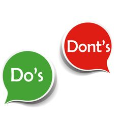 elearning do's and dont's