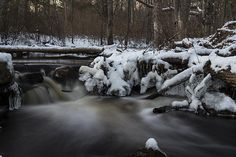 Icy Waters Photograph by Andrew Pacheco