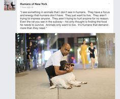 More from Humans of New York. :) not mine.