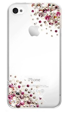 Crystal Cascade from our Atelier diffusion line available on ready made iPhone Cases.